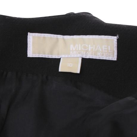02c8859a872 ... Michael Kors Kleid in Schwarz Schwarz Mit Kreditkarte Spielraum  Fabrikverkauf tIuHCNT