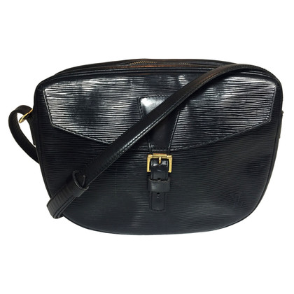 "Louis Vuitton ""Cuoio Jeune Fille Epi"" in nero"