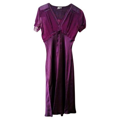Philosophy di Alberta Ferretti zijden jurk