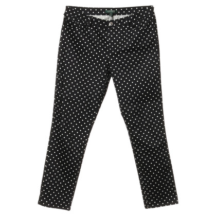 Ralph Lauren Pants with dots
