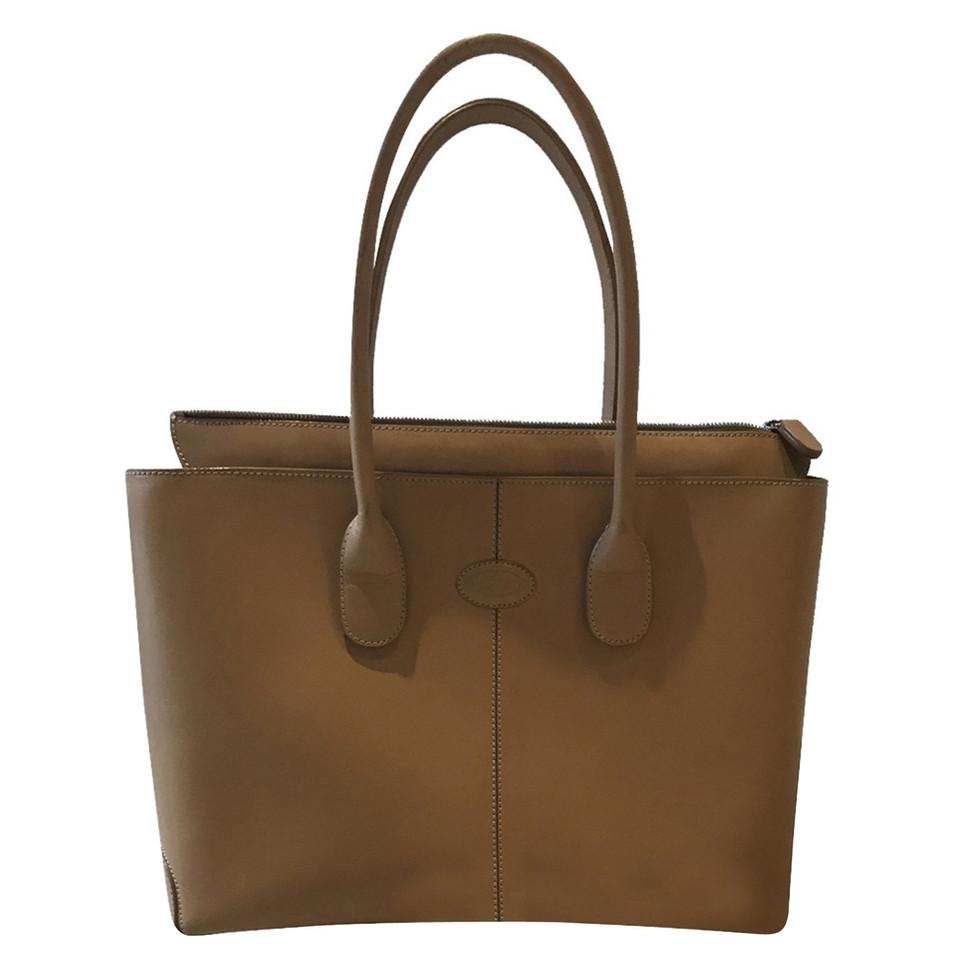 tod 39 s handtasche in beige second hand tod 39 s handtasche in beige gebraucht kaufen f r 180 00. Black Bedroom Furniture Sets. Home Design Ideas