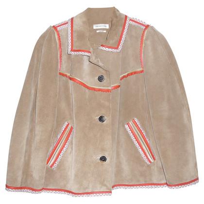 Isabel Marant Etoile Suede jacket