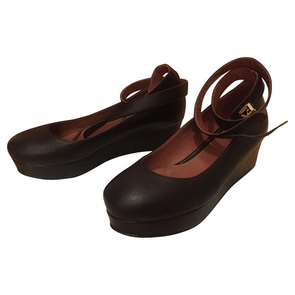 Max & Co Ballerinas with ankle braces
