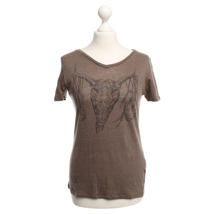 Sandro top in Brown