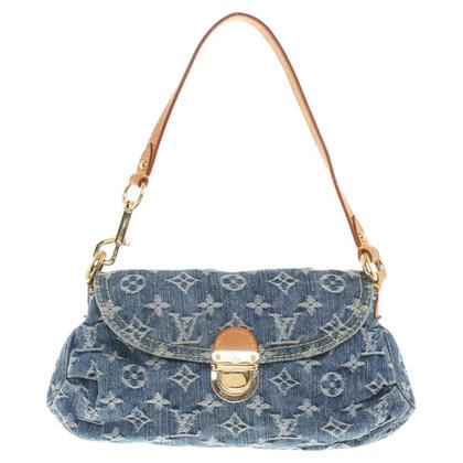 Louis Vuitton Handtasche Monogram Denim