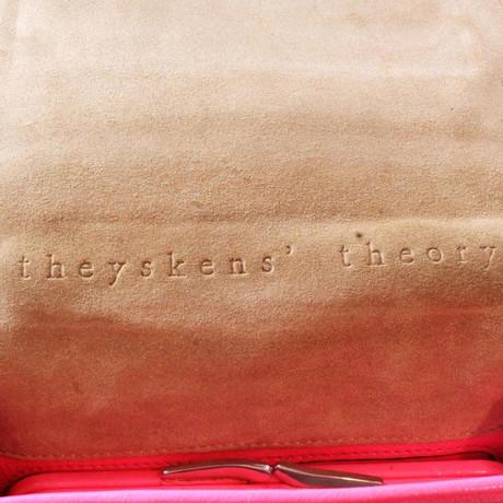 Aberdeen Theyskens' Theory Umhängetasche Beige 2018 Zum Verkauf Freies Verschiffen Hohe Qualität Auslass Wahl Shop Für Online 1UVgRolxSk