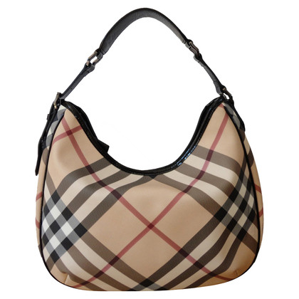 Burberry New check bag