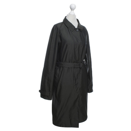 Prada Trenchcoat in groen