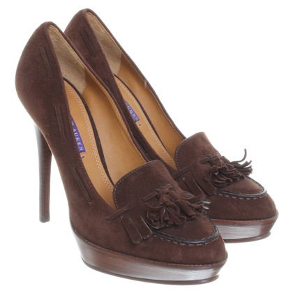 Ralph Lauren pumps Brown