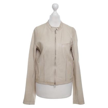 Other Designer Benedetta Novi - Leather jacket in beige