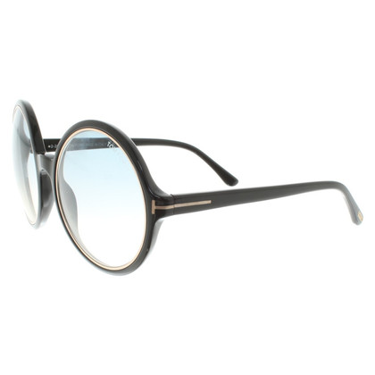 Tom Ford Circular sunglasses with applications