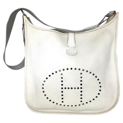"""Hermès """"Evelyne Bag"""" from Fjord leather"""