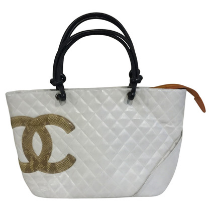 "Chanel ""Ligne Cambon Tote Large"""