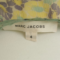 Marc Jacobs skirt with flowers pattern