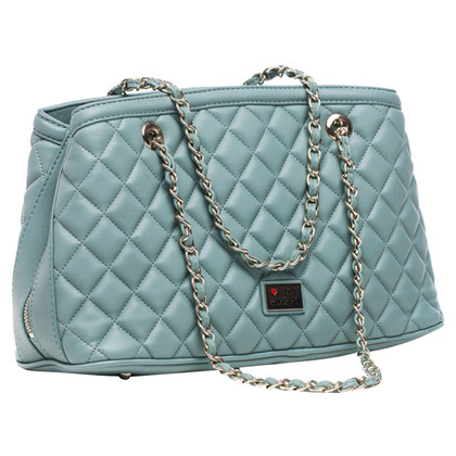 Moschino Love Borsa Blue Light