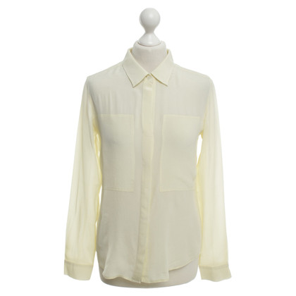 FTC Blouse in egg shell color