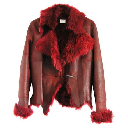 Plein Sud Lambskin jacket