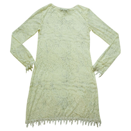 For Love & Lemons Tunic made of lace