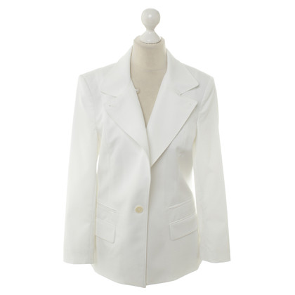 Karl Lagerfeld Blazer in white