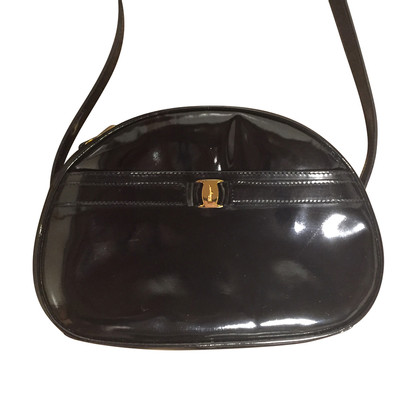 Salvatore Ferragamo Crossbody bag made of patent leather