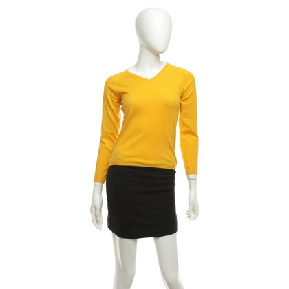Malo Sweater in yellow
