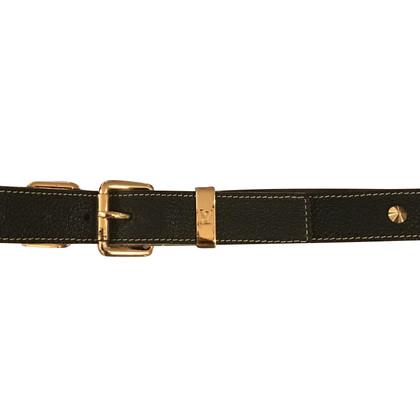 Louis Vuitton Gürtel mit Nietenbesatz