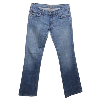 7 For All Mankind Jeans in light blue