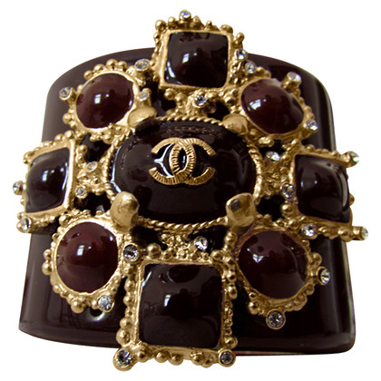 Chanel Bangle with Maltese cross