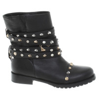 Patrizia Pepe Ankle boots with rivets