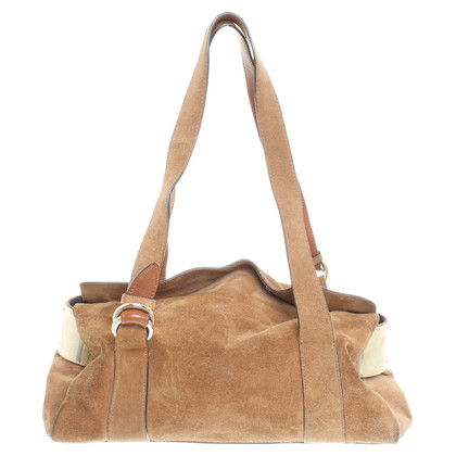 Hogan Cognacfarbene Tasche