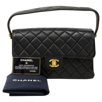 "Chanel ""Classic Flap Handle Bag"""