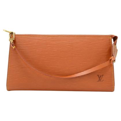 Louis Vuitton Pochette Cipango Gold Brown Epi