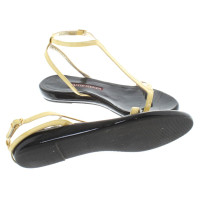 Walter Steiger Sandals in yellow