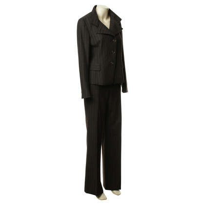 Akris Suit with pinstripes