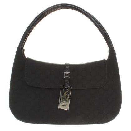 Gucci Kleine handtas in zwart