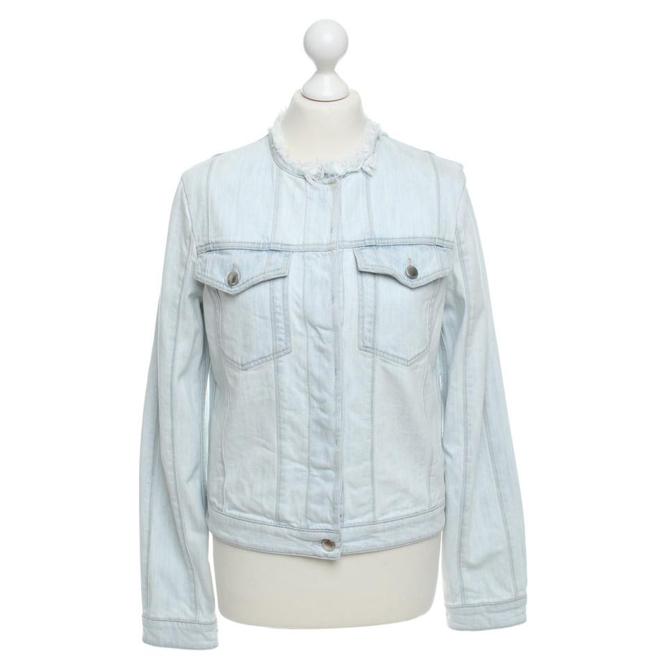 Closed Denim jas in blauw