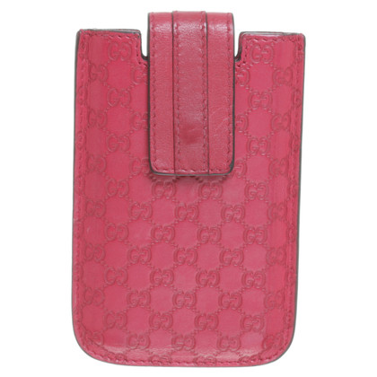 Gucci BlackBerry Bowers in het rood