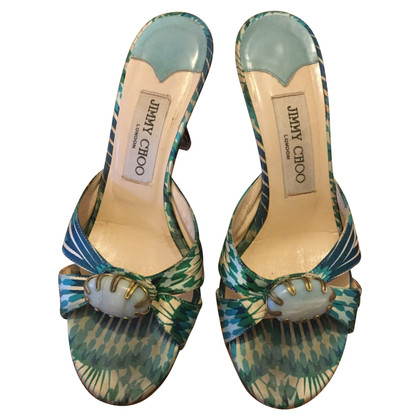 Jimmy Choo Sandals with pattern