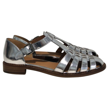 Church's Silver colored sandals