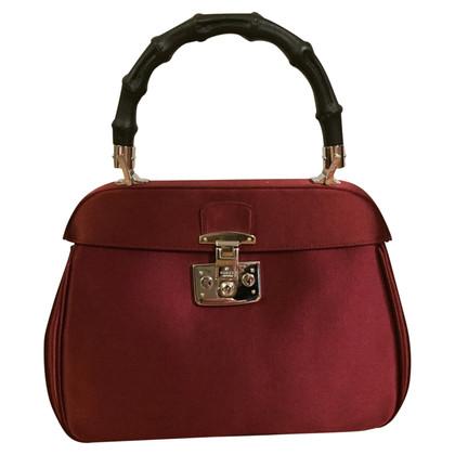 "Gucci ""Bamboo Lady Lock Bag"""