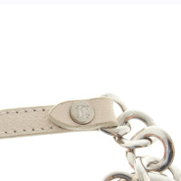 Céline Leather bracelet in beige