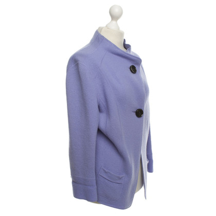Laurèl Knit Blazer in Lilac