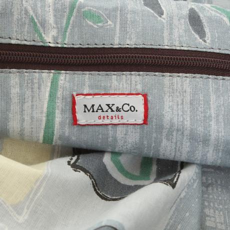 Max & Co Umhängetasche in Beige Beige Billig Bestseller Spielraum Store Günstiger Preis Verkauf Für Billig Grau-Outlet-Store Online NbVKdlXS