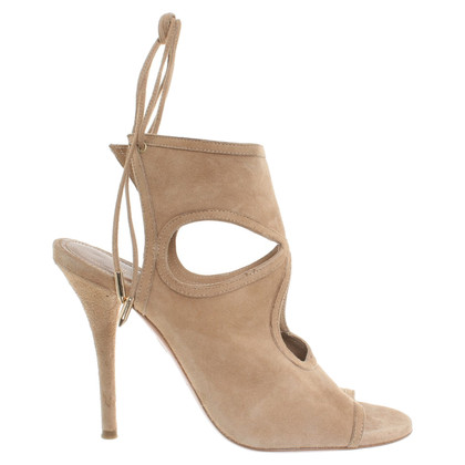 Aquazzura Sandali a Brown