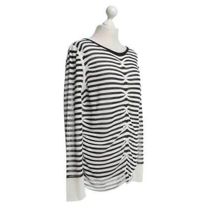 Rena Lange Sweater with striped pattern