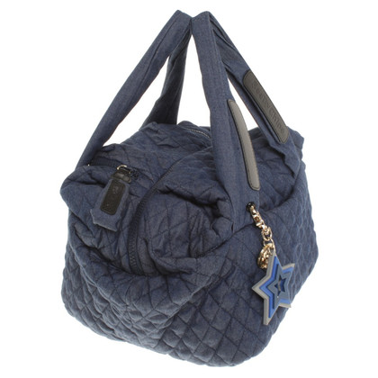 See by Chloé Borsa nel look denim