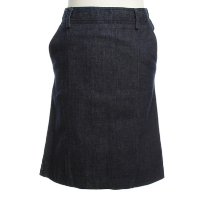 Philosophy di Alberta Ferretti Jeans skirt in blue