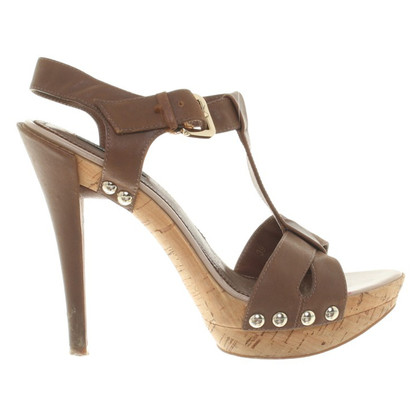 Patrizia Pepe Sandals in brown