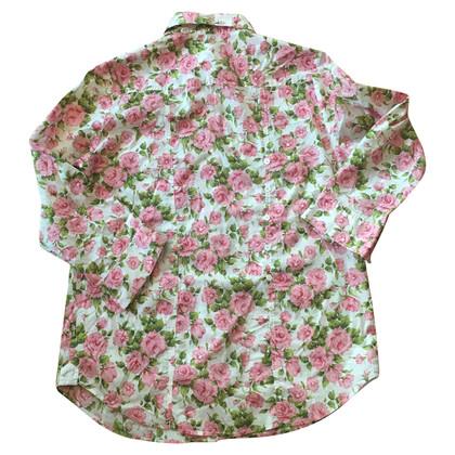 Paul & Joe Camicetta da camicia con motivo floreale