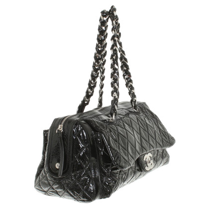Chanel Patent leather handbag